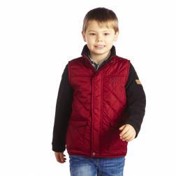 RKN032    Jiminy Jacket  - Colour Delhi Red