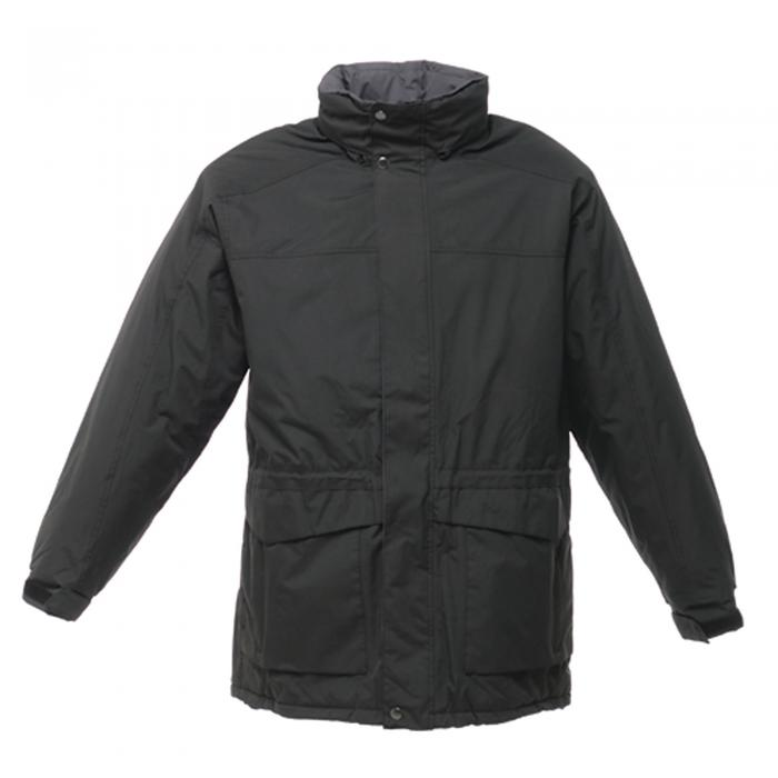 Darby II Insulated Jacket Black