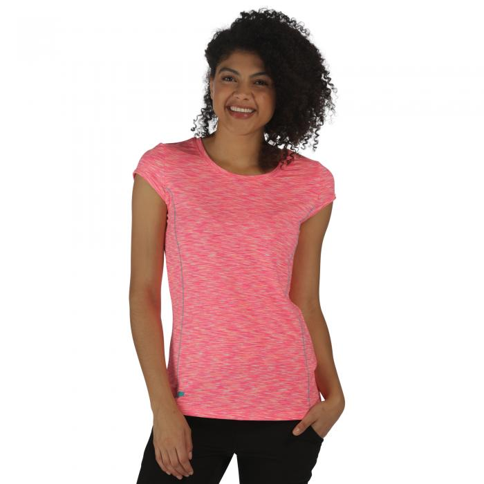 Women's Hyperdimension T-Shirt Vivid Viola