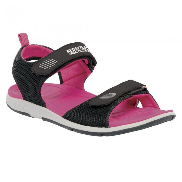 Black/Active Pink