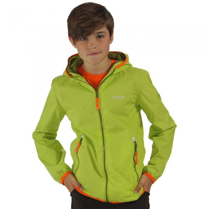 Lever II Jacket Lime Zest