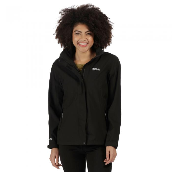 Calyn Stretch Jacket Black