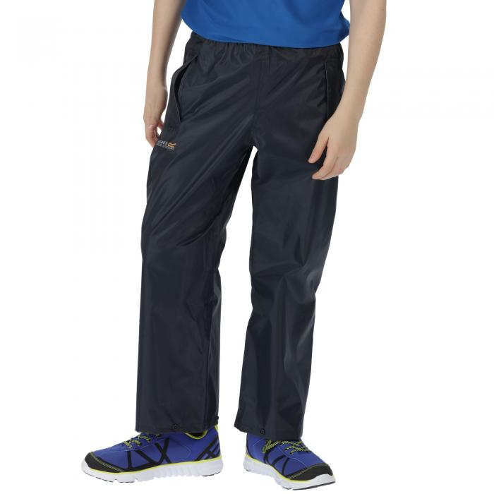 Boys Stormbreak Over Trousers Navy