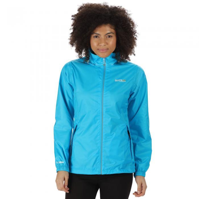 Corinne III Jacket Atoll Blue