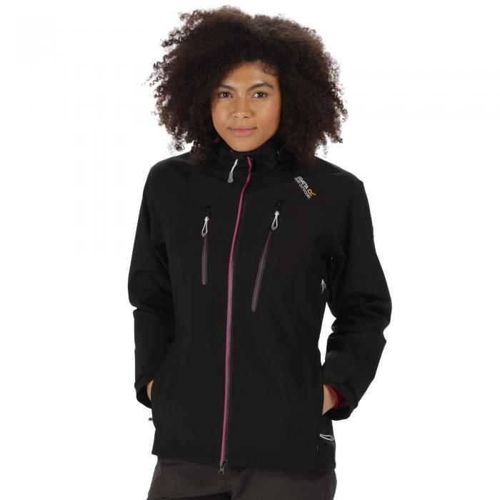 Womens Oklahoma Jacket Black
