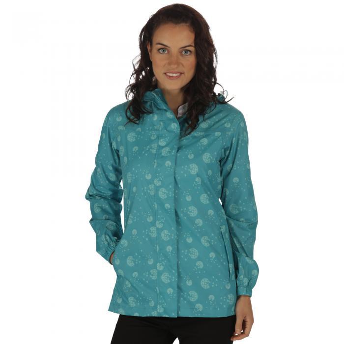 Summer Isolite Jacket Pagoda Blue