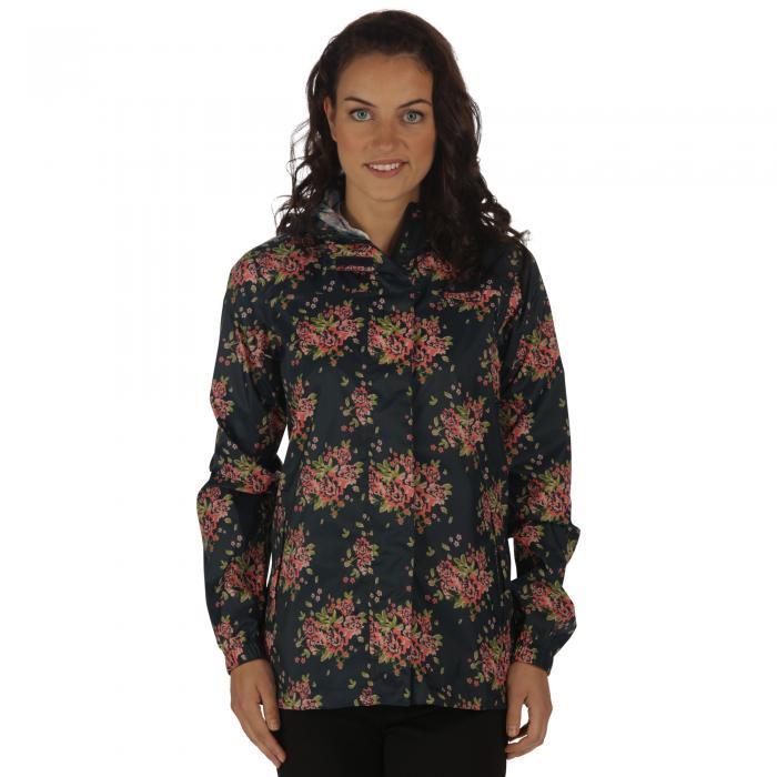Summer Isolite Jacket Navy Floral