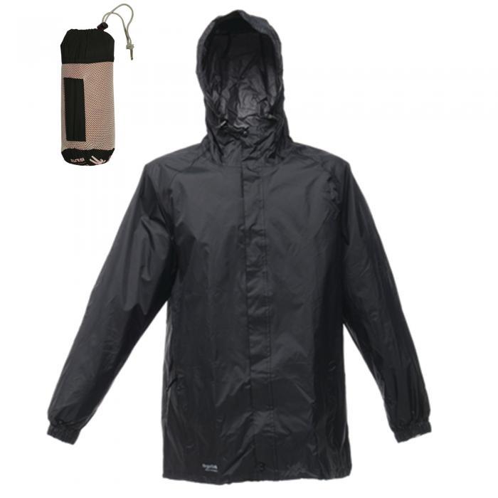Packaway II Jacket Black