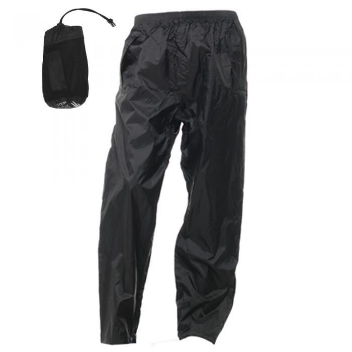Active Packaway II Overtrousers Black
