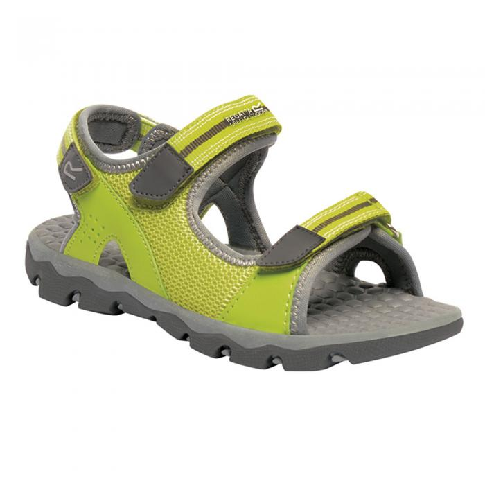 Terrarock Junior Sandal Lime Steel