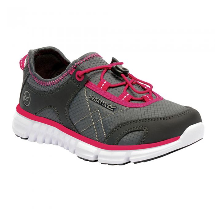 Platipus II junior Shoe Granite Duchess