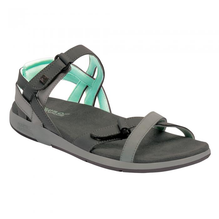 Lady Santa Cruz Sandal Granite Green