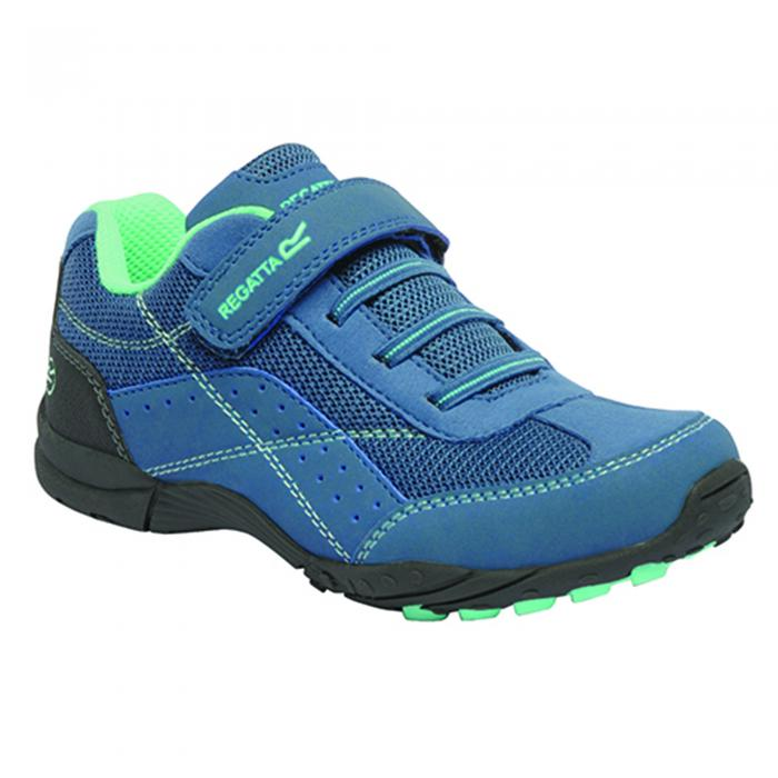 Stonegate Low Junior Shoe Stella Green