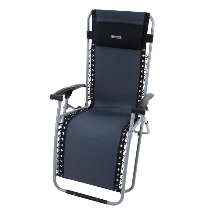 Colico Lounging Chair Black Sealgr
