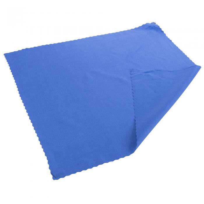 Compact Travel Towel - Pocket Oxford Blue