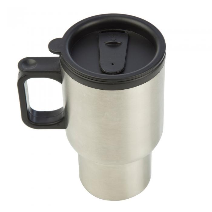 Commuter Mug Silver