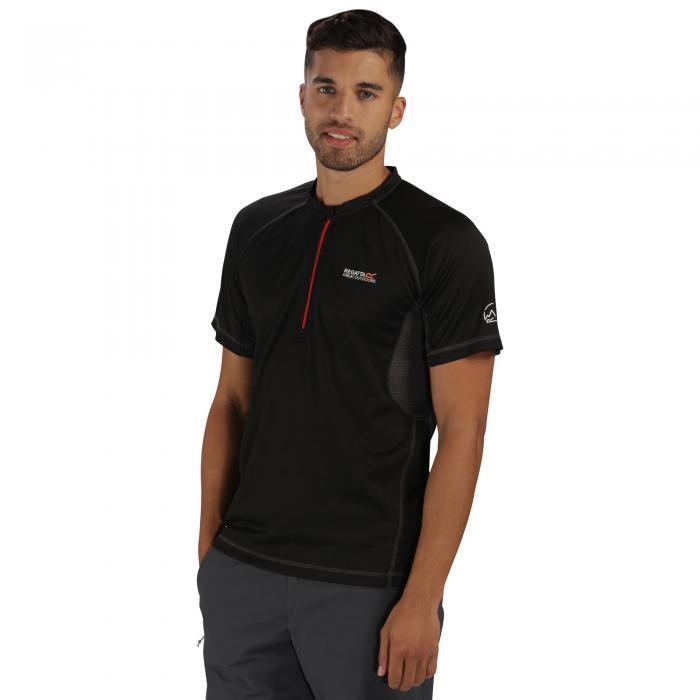 Breakbar III T-Shirt Black Seal Grey