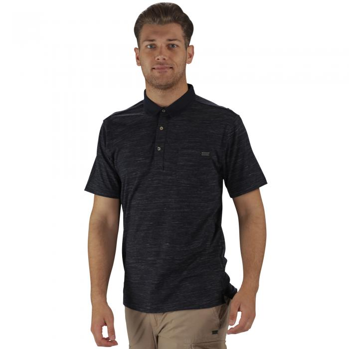 Pawel Polo Shirt Navy
