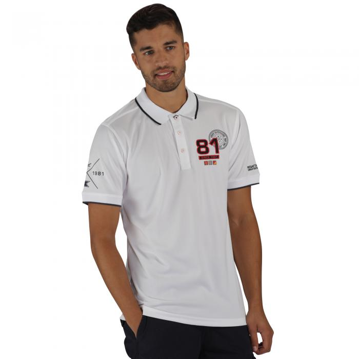 Tremont Polo Shirt White