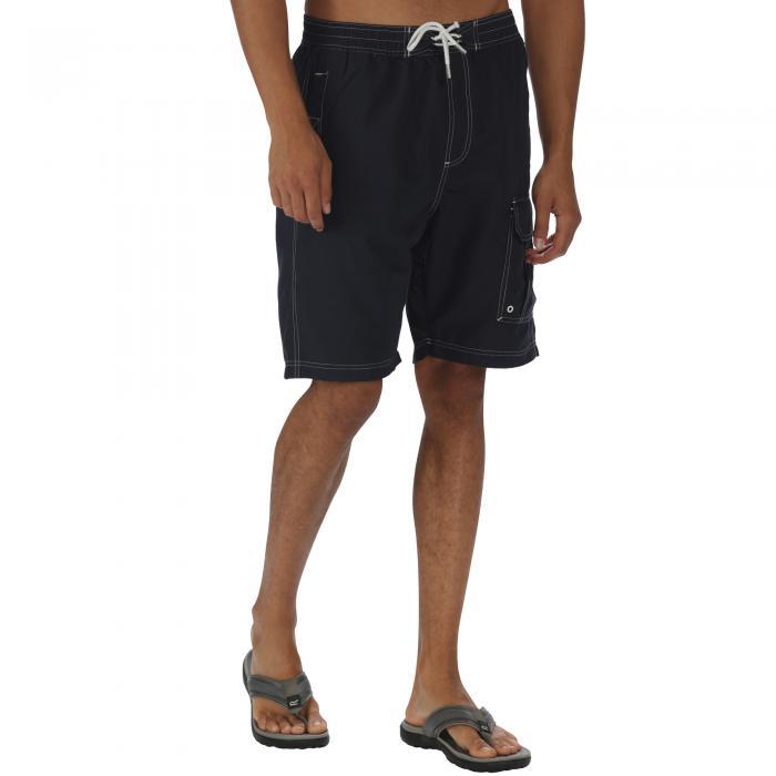 Hotham Board Shorts II Navy