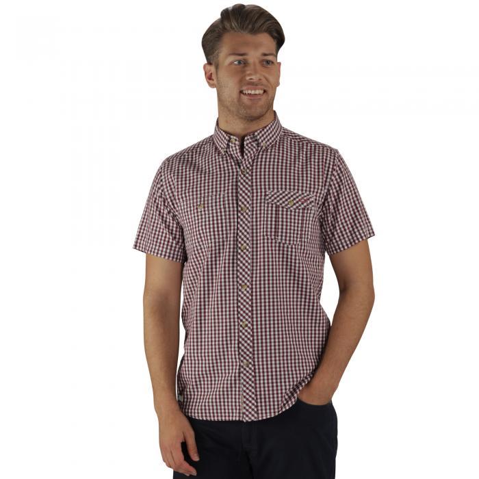 Randall Shirt Cowhide