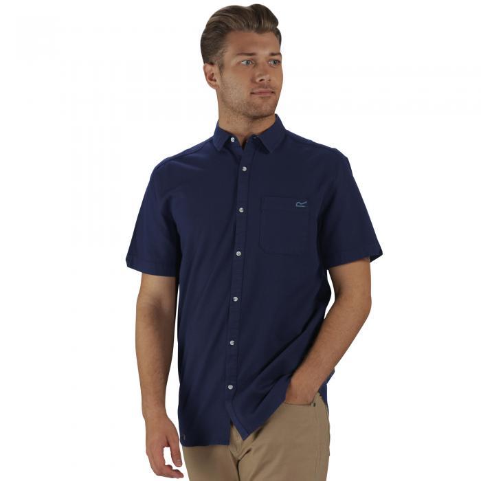 Deegan Shirt Navy