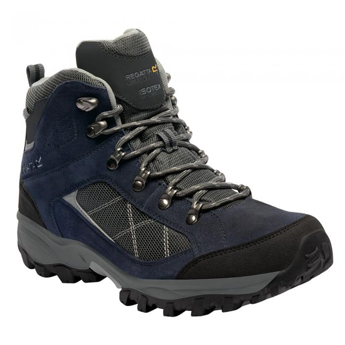 Clydebank Hiking Boot Navy Briar