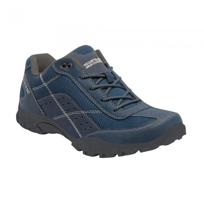 Stonegate Low Shoe Navy Denim