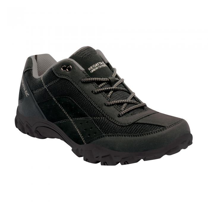 Stonegate Low Shoe Black