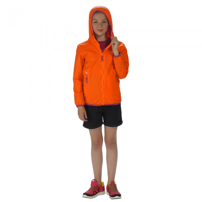 Lever II Jacket Magma Orange