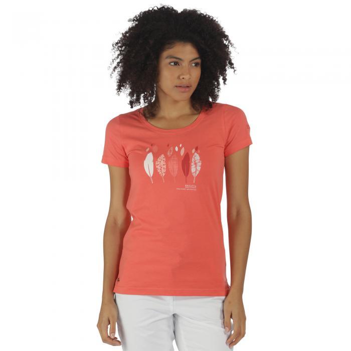Filandra T-Shirt Deep Sea Coral