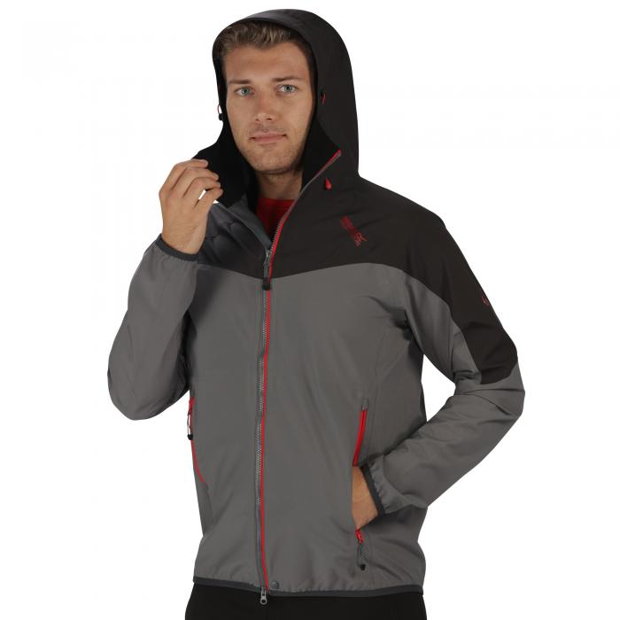 Imber II Jacket Smokey Ash