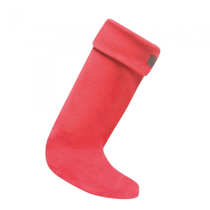 Fleece Wellington Socks Virtual Pink