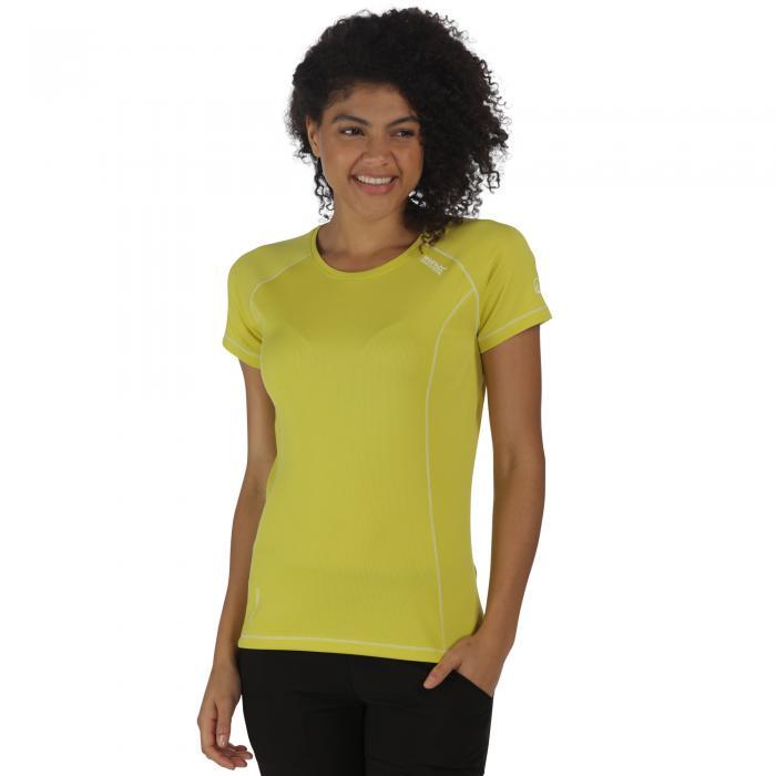 Women's Virda T-Shirt Limetta