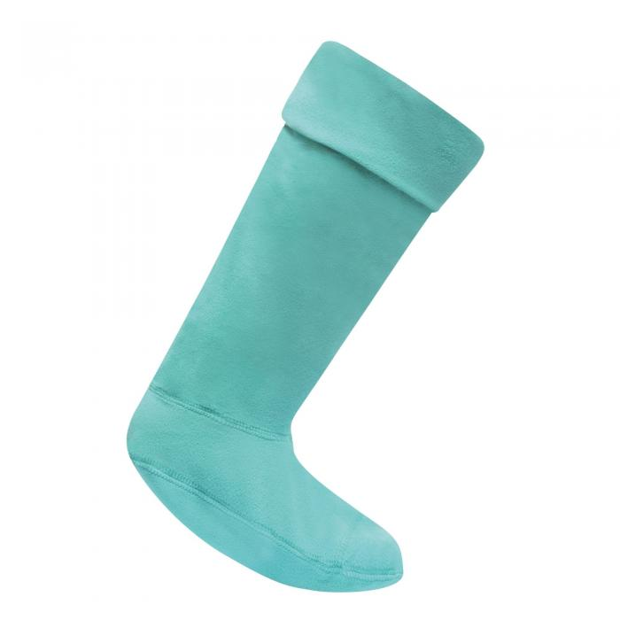 Fleece Wellington Socks Ceramic
