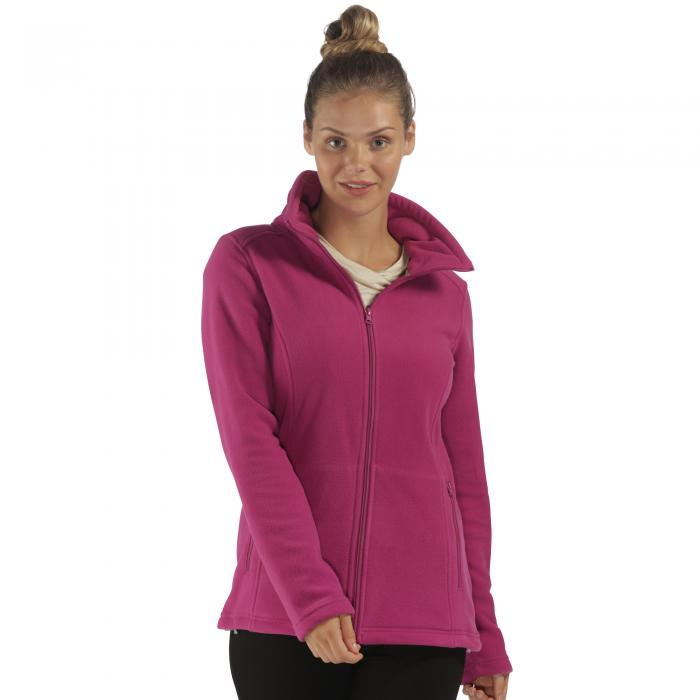 Cathie III Fleece Vivid Viola