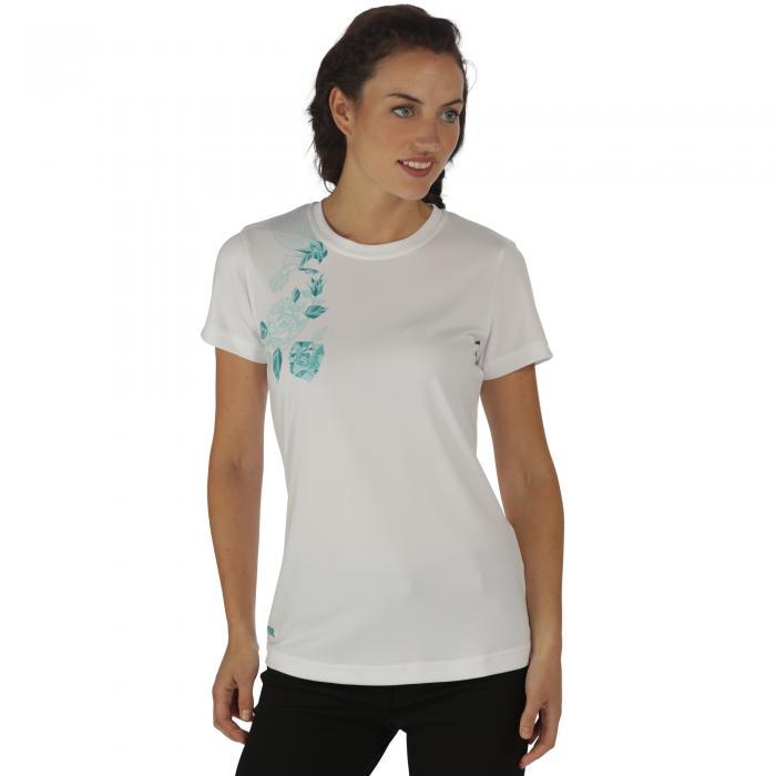 Women's Fingal II T-Shirt White