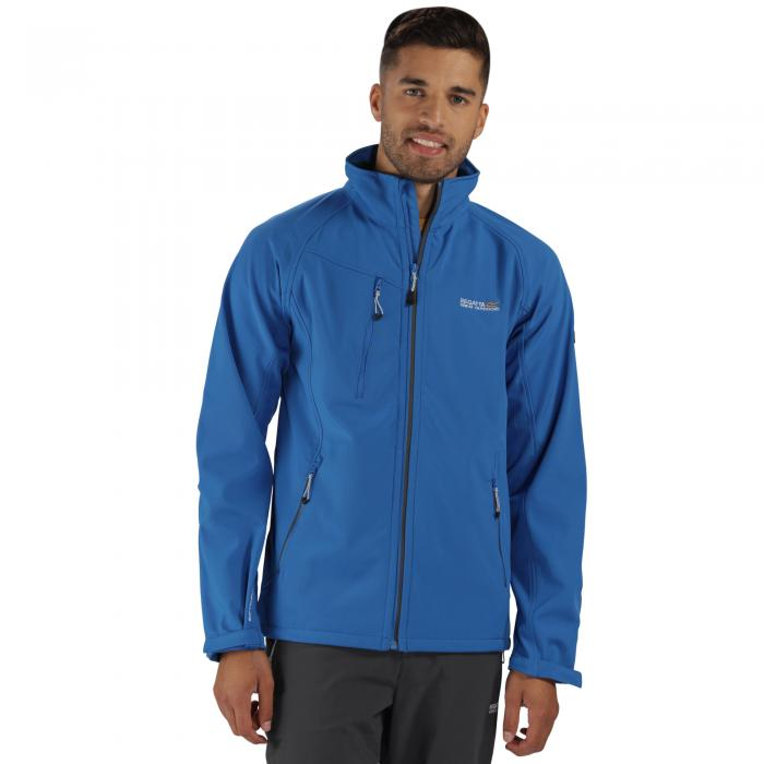 Nielson III Softshell Oxford Blue