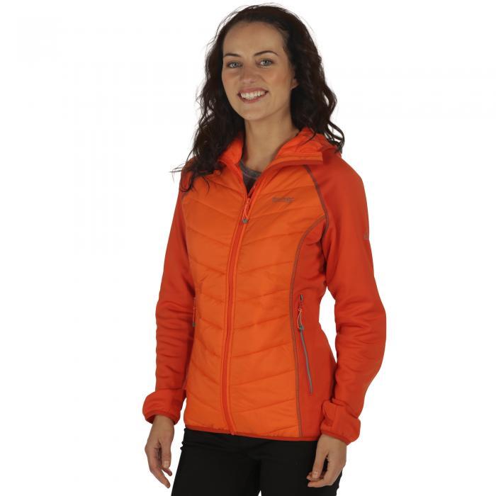 Women's Andreson II Hybrid Jacket Pumpkin Cinamon