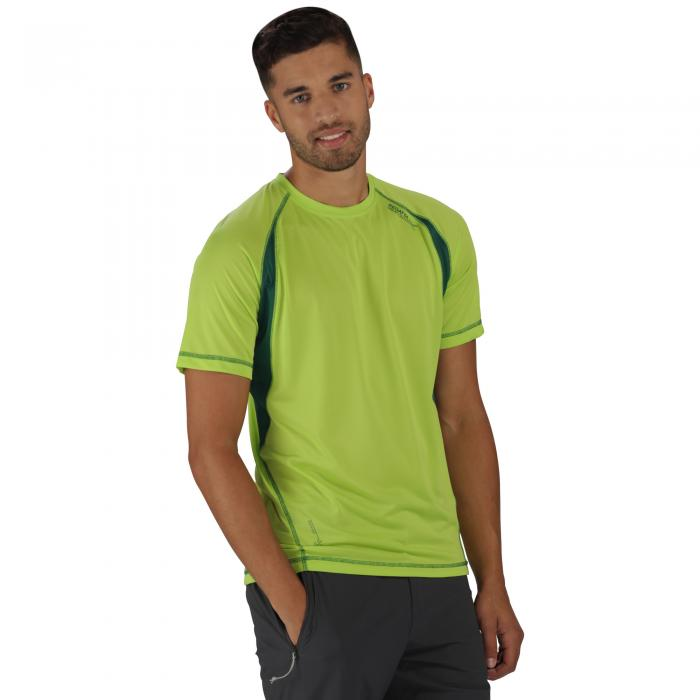 Volito II T-Shirt Lime Green