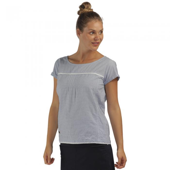 Feronia T-Shirt Ticking Stripe