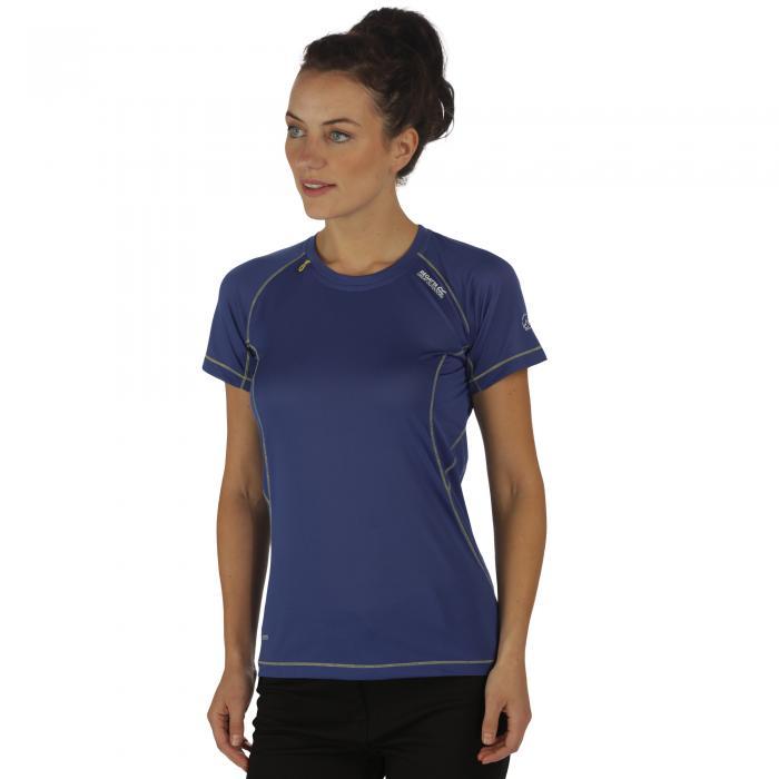 Women's Volito II T-Shirt Ultramarine
