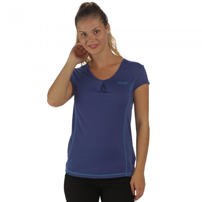 Limonite T-Shirt Ultramarine