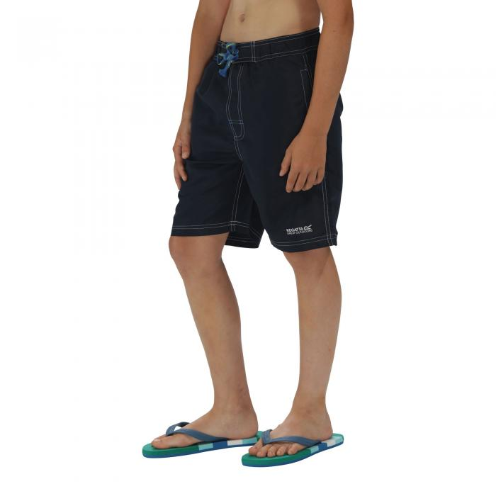 Boys Skooba II Swim Shorts Navy