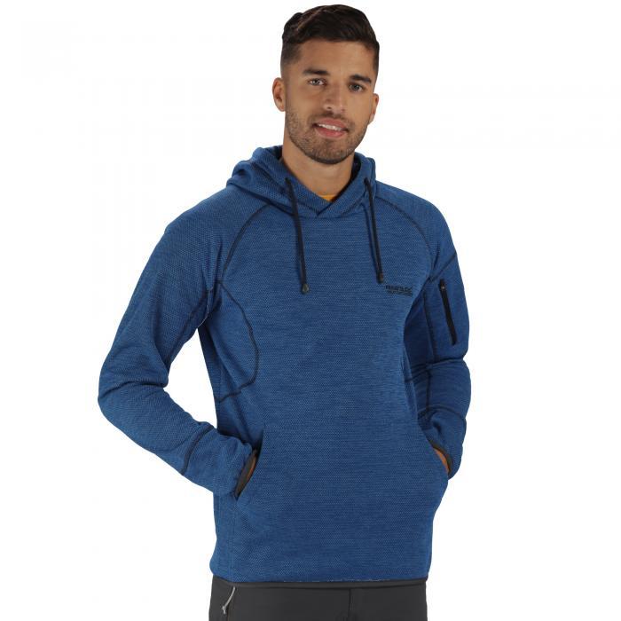 Montem II Hoodie Oxford Blue