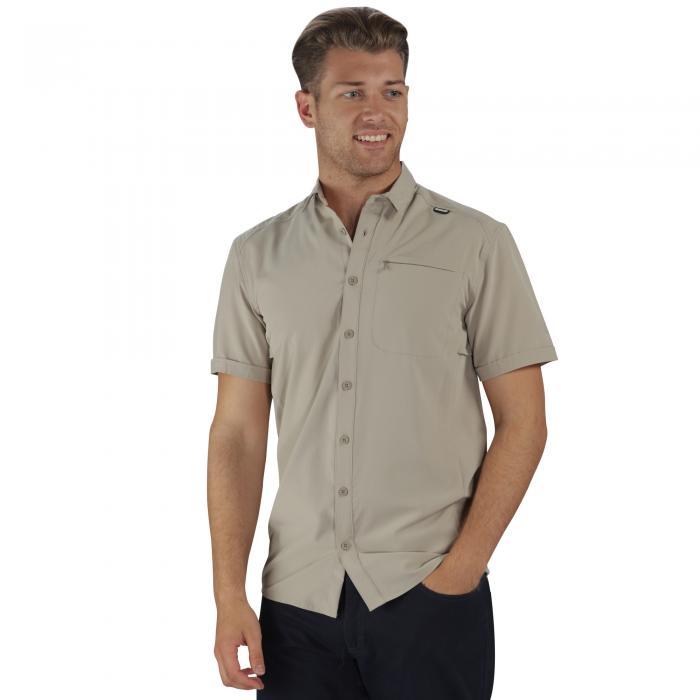 Kioga Shirt Parchment