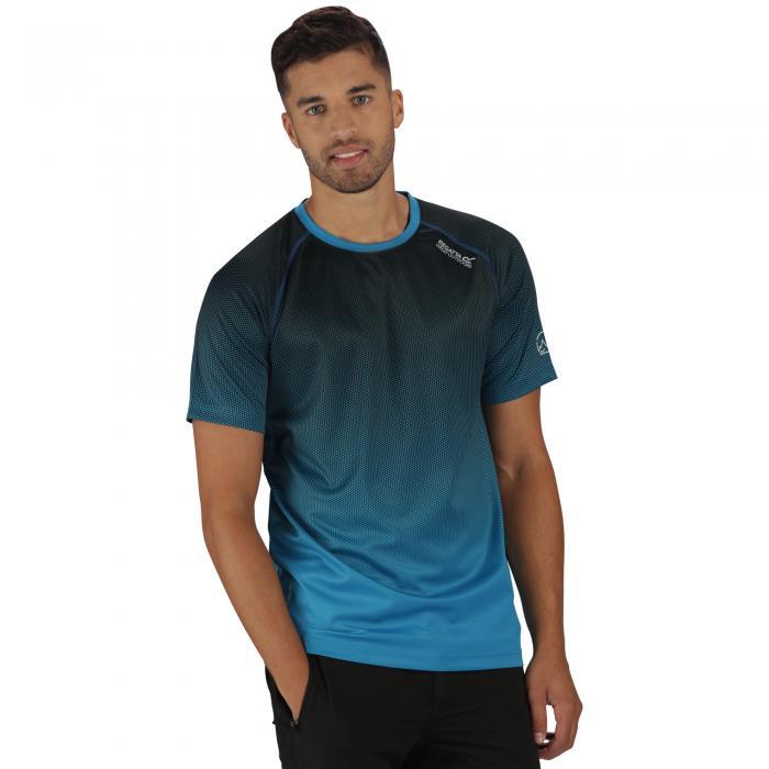 Hyperdimension T-Shirt Hydro Blue