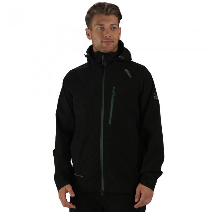 Oaklahoma II Jacket Black