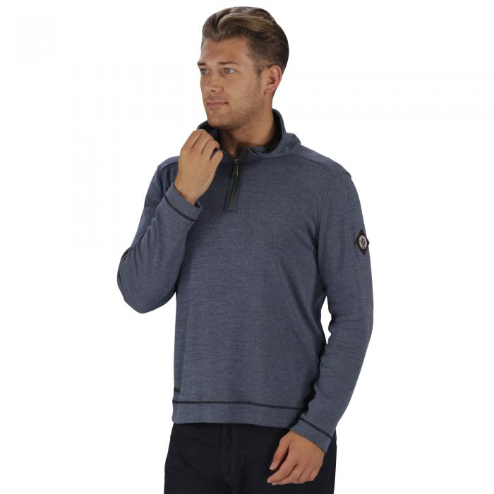 Troy Fleece Navy