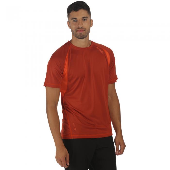 Volito II T-Shirt Burnt Tikka Magma